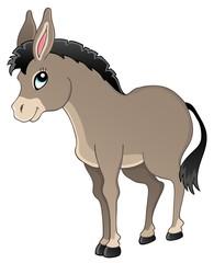 Donkey theme image 1
