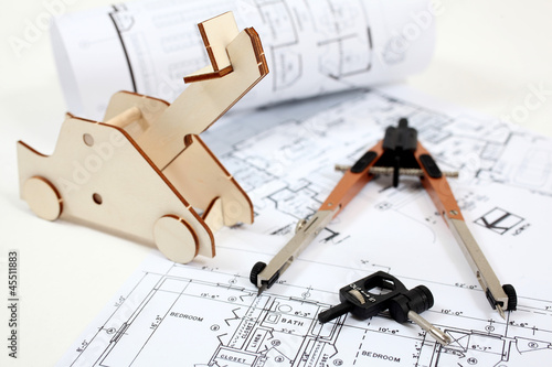 Building plan and building equipment