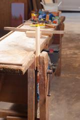 Carpenter work bench