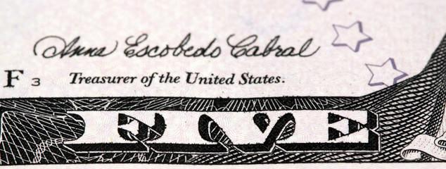 five dollar detail