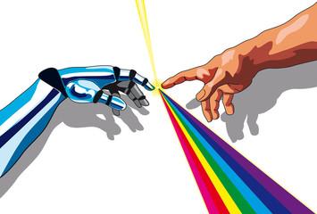androide sistina
