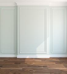 Interior. Empty room