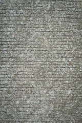 texture on concrete road