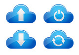 set cloud icon