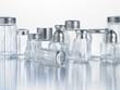 Various salt shakers