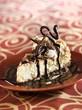 Slice of Heath Bar Cheesecake