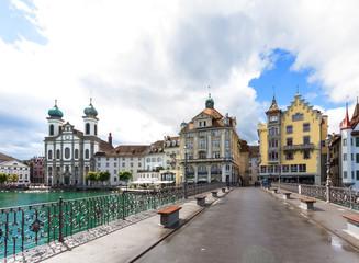 Luzern, Kramgasse, Schweiz