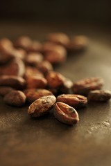 Raw Naturally Fermented Cocoa Beans
