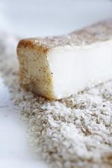 Lard on Curing Salt