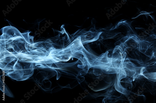 Foto op Canvas Rook Smoke background