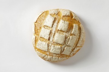 Pugliese (Bread made with durum wheat flour, Apulia)