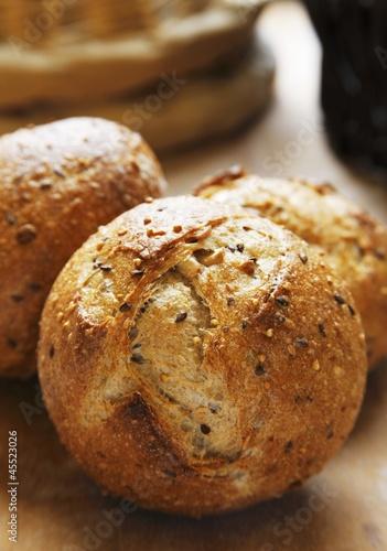 Multi-grain rolls