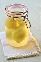 Pickled lemons (Morocco)