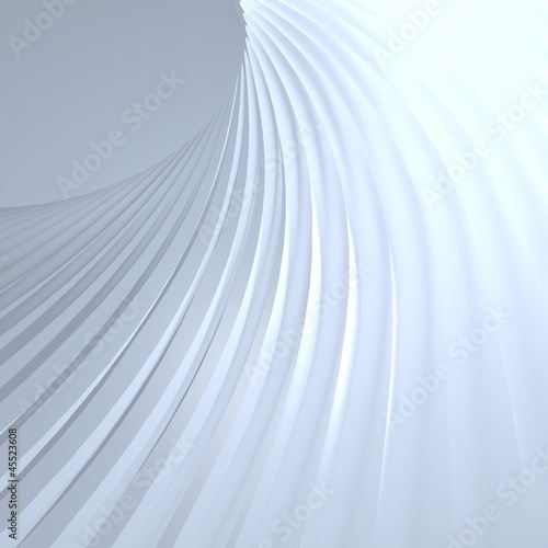 curve 3d Background