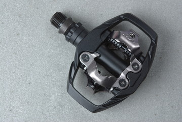 Mountain bike clipless pedal