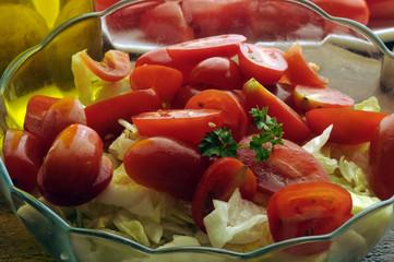 Ensalada Salad Insalata 샐러드