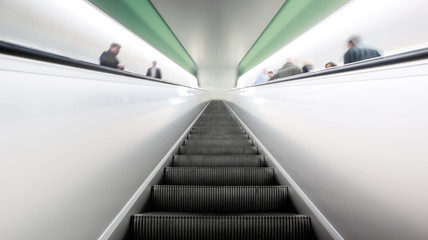 Rolltreppe | Dynamik