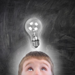 Education Idea School Boy