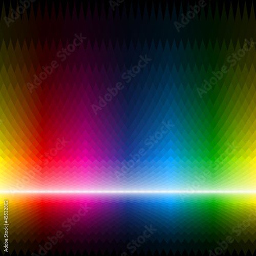 Abstract multicolor background. Seamless illustration.