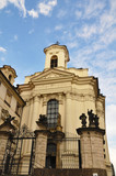 St. Cyrill und Method Kirche Prag poster