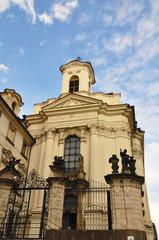 St. Cyrill und Method Kirche Prag
