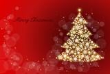 Fototapety クリスマスツリー