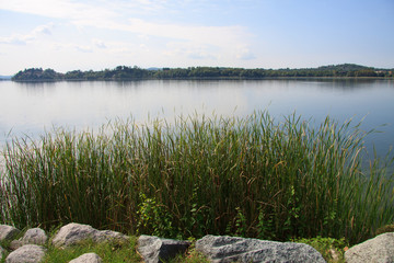 lido di Gavirate - lago di Varese