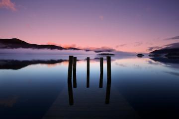 Serenity of Derwent Water