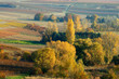 Autumn country view