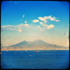 Naples, Vesuvio