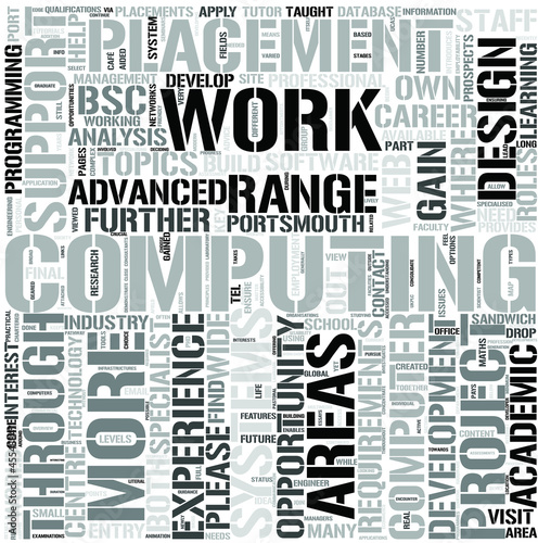 Computing Word Cloud Concept