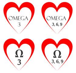 omega heart