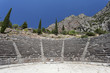 Ancient Theater at Delphi Greece