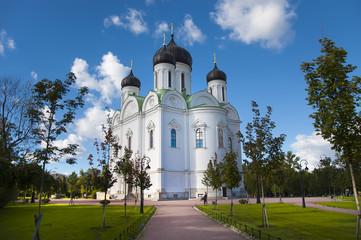 Собор святой великомученицы Екатерины. г. Пушкин