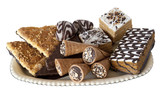 set confectionery poster