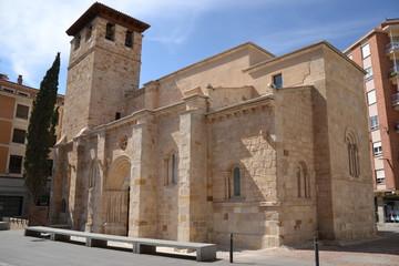 Iglesia de Santiago en Zamora