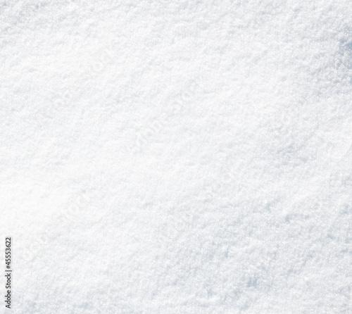 Leinwanddruck Bild Snow surface