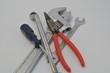 Altes Werkzeug Schraubenschlüssel
