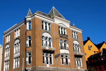 Wohnhaus in Norwegen