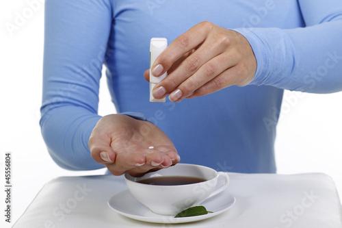Stevia Süßstoff