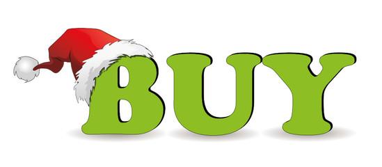 Einkäufe zur Weihnachtszeit