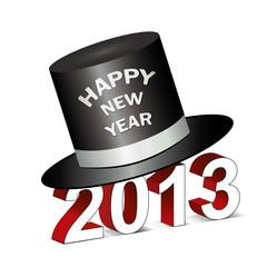 Neujahrswünsche zaubern für 2013