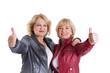 Aktive Rentnerinnen