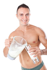 healthy milkshake