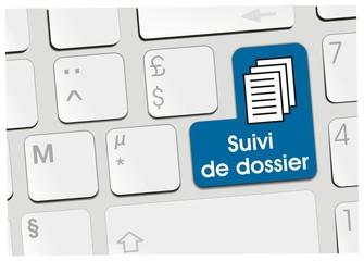 clavier suivi de dossier