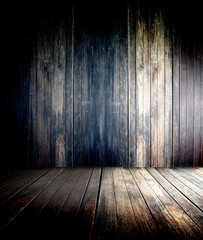 abstract the old wood floor for background