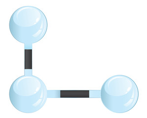 Chemistry tube vector illustration