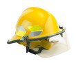 Safety helmet for fireman to protection himself from dangerous
