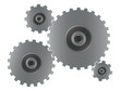 Gears vector illustration