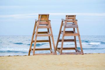 Baywatch chairs
